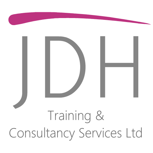 JDH Logo - Training and Consultancy Services Ltd